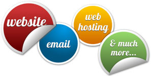 Website, Email & Hosting