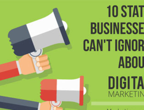 10 Stats Businesses Can't Ignore About Digital Marketing