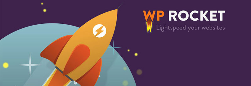 WP Rocket Plugin Logo