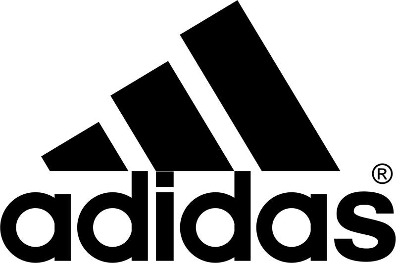 Adidas Logo Brand Design