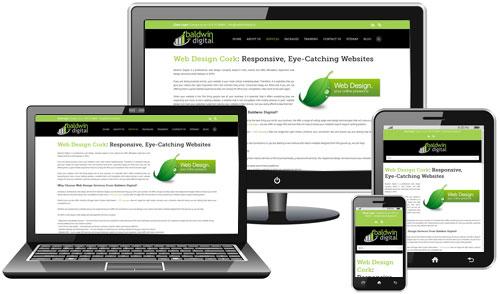 Responsive Website Design Cork