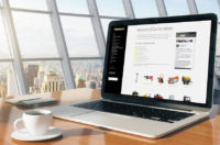 CB Tool Hire Website