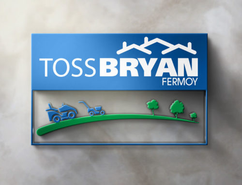 Toss Bryan Lawnmowers