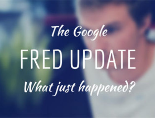 Google Fred Update: Bad News for Revenue-generating Affiliate Link Sites?