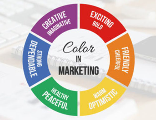 Using Psychology Of Colours When Branding and Marketing