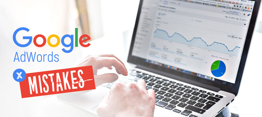 Common Google AdWords Mistakes