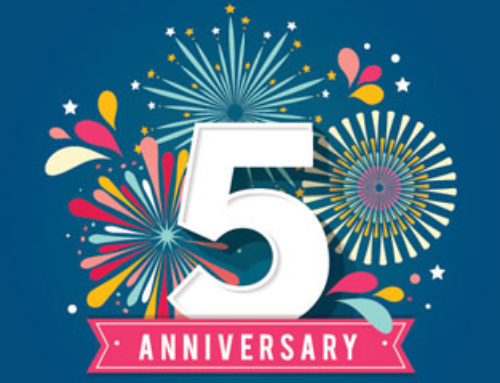 Celebrating 5 Years of Baldwin Digital