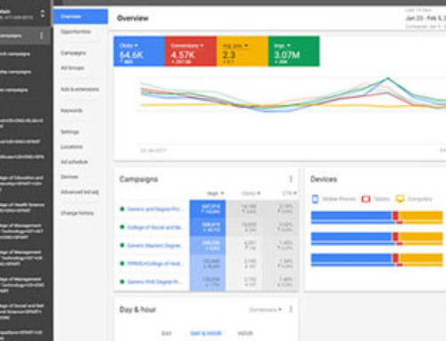 Google Phasing Out Old AdWords Interface