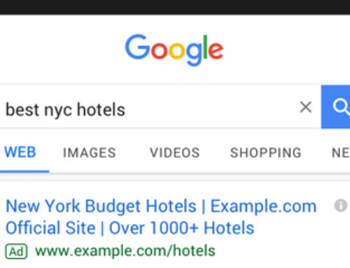 Google Extends Extra Characters to Text Ads