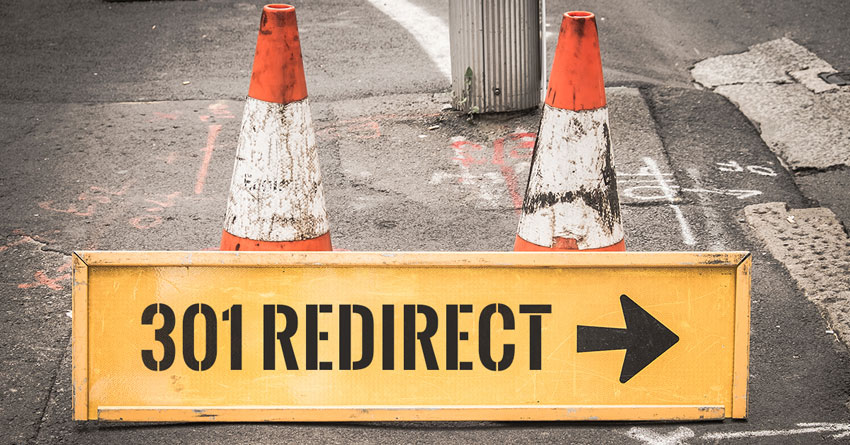 Permanent 301 Redirects For SEO