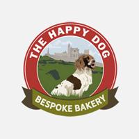The Happy Dog Bespoke Bakery Review Logo